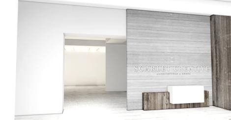 Scarlet Creative Store Concept